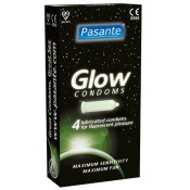 Glow-in-the-Dark Condoms