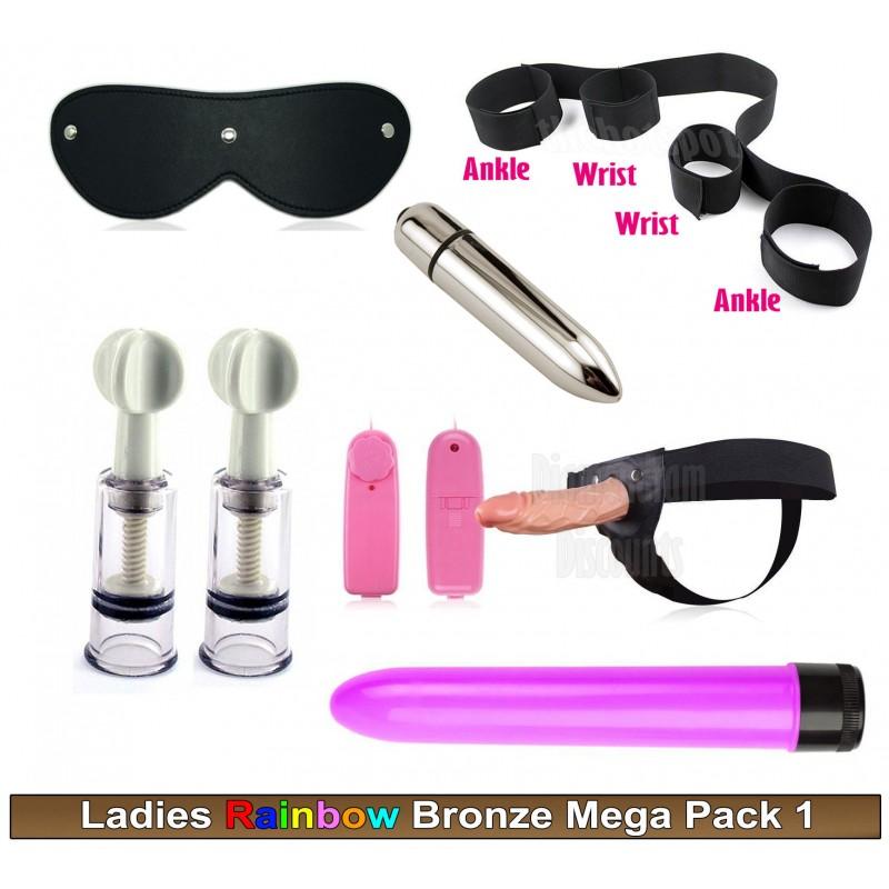 Lesbian Megapack Toy