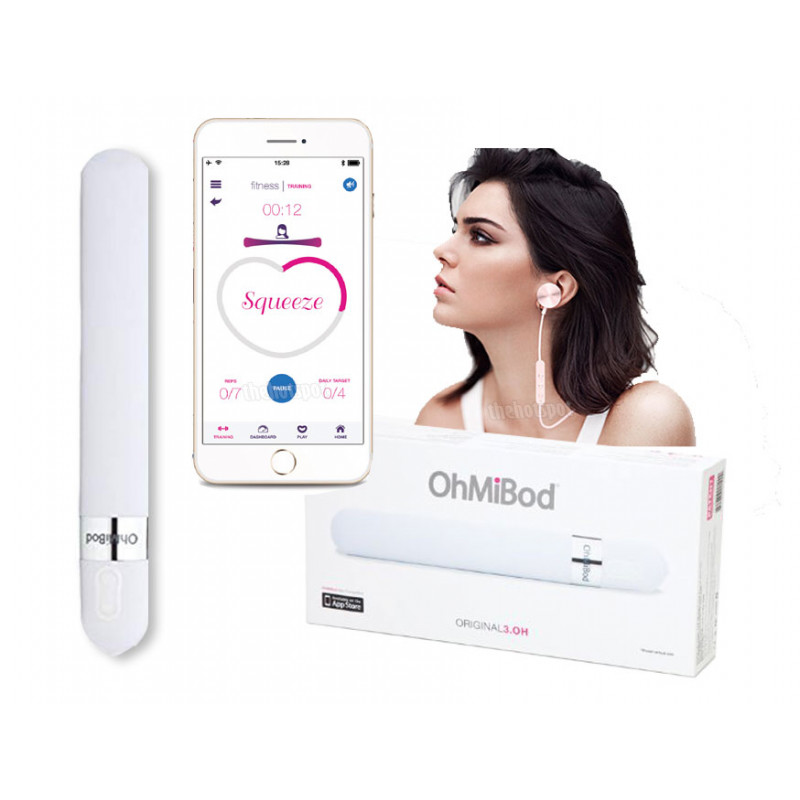OhMiBod Original 3.OH Music Vibrator